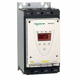 3 Phase,  Soft Start, 75A Output Current, 208 to 600VAC Input Voltage, 208 to 600VAC Output Voltage