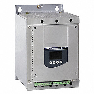 3 Phase,  Soft Start, 17A Output Current, 208 to 600VAC Input Voltage, 208 to 600VAC Output Voltage