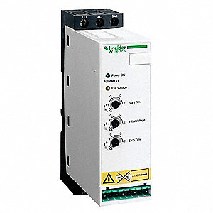 3 Phase,  Soft Start, 22A Output Current, 208 to 240VAC Input Voltage, 208 to 240VAC Output Voltage