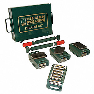 machine rollers and roller kits