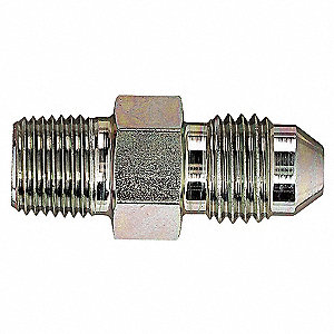 Male NPT to Male JIC Straight Hydraulic Hose Adapter