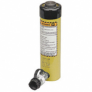 "25 tons Single Acting General Purpose Steel Hydraulic Cylinder, 6-1/4"" Stroke Length"