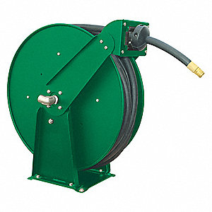 "Hose Reel,3/4"",50 ft,250 psi,3/4"""