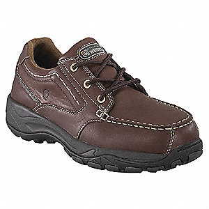 Work Shoes, Size 10, Toe Type: Composite, PR