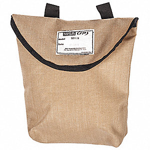 Carrying Pouch,Tan,Vinyl
