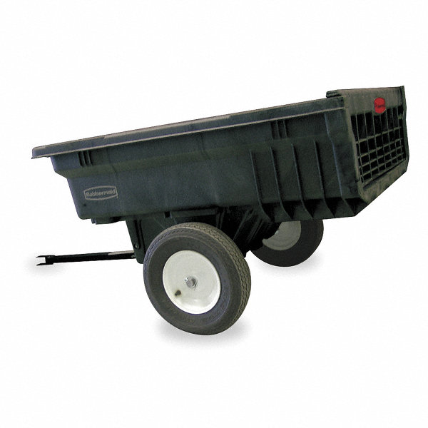 Rubbermaid dump cart structural foam 3 8 cu yd volume for General motors extended warranty plans