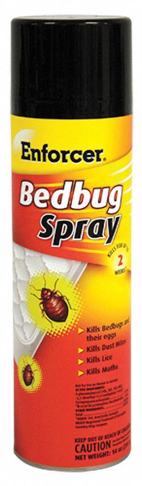 Enforcer Products Deet Free Indoor Only Bed Bug Killer 14 Oz