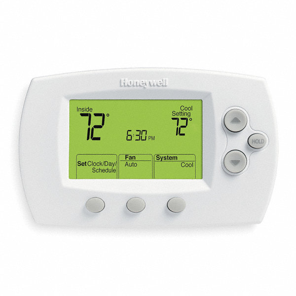Honeywell Low Voltage Thermostat Stages Cool 1 Stages