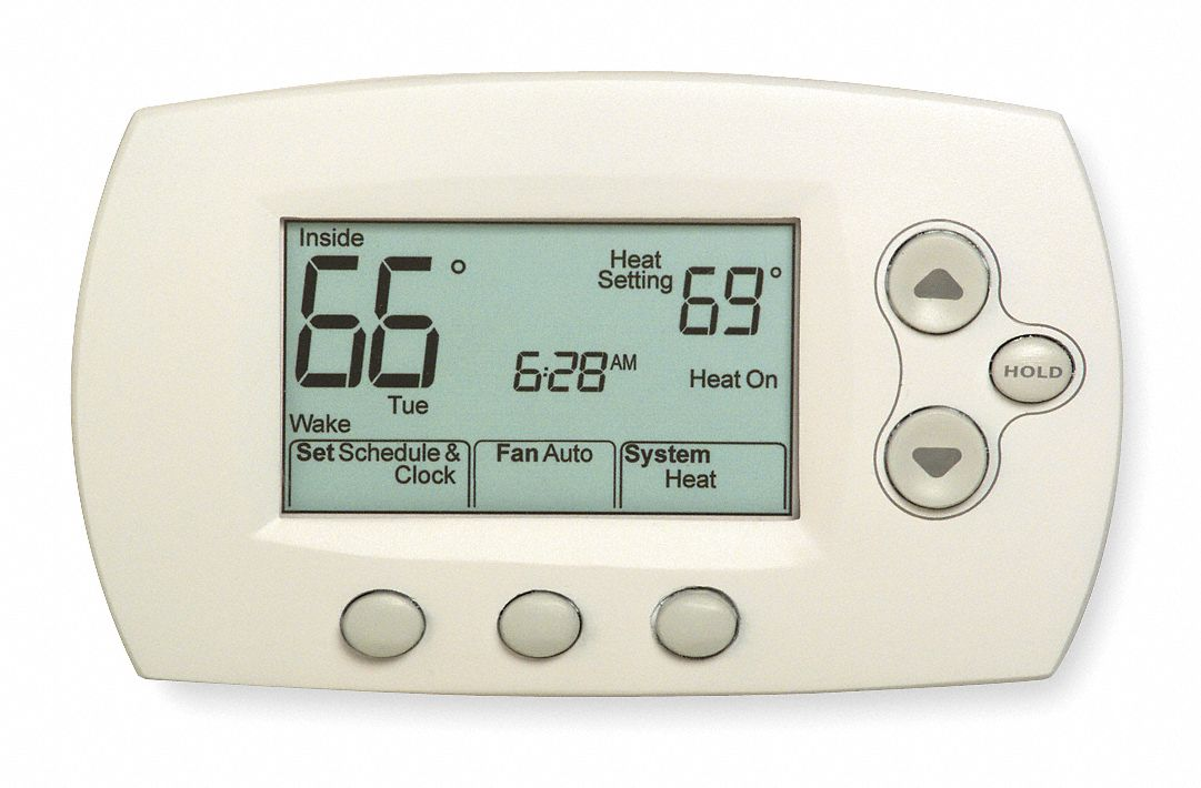 Honeywell Home Low Voltage Thermostat  Stages Cool 2