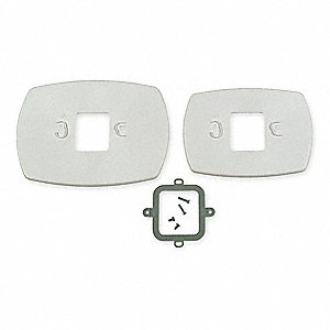 Plastic SuitePro Wall Plate Adapter, For Use With: Mfr. No. TB6575A1000/U, TB6575B1000/U, TB8575A100