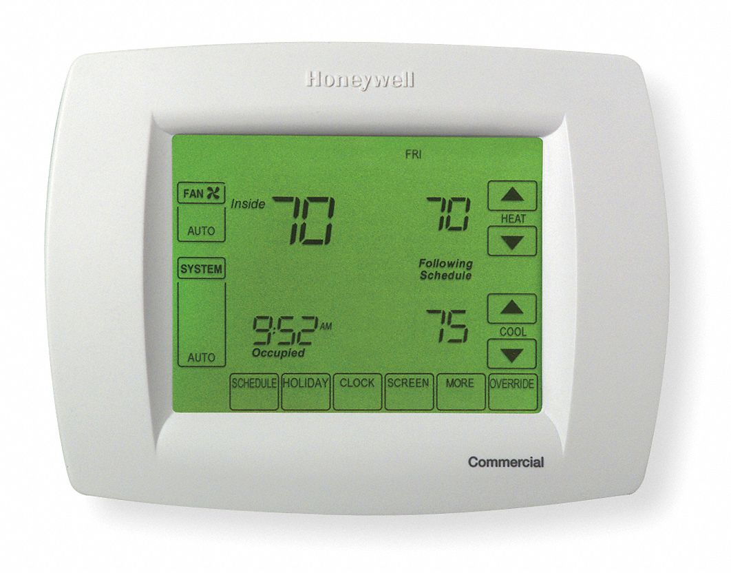Honeywell Low Voltage Thermostat  Stages Cool 2  Stages