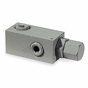"Adjustable Relief Valve with 1/2"" NPT Port Size"