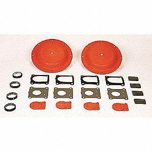 Sandpiper pump repair kitfluid 6xa19476248643 grainger pump repair kitfluid ccuart Gallery