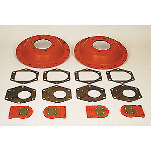 Diaphragm Pump Repair Kit for 6WY82