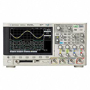 Oscilloscope,4 Channel,100 MHz