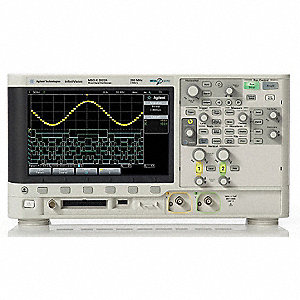 Oscilloscope, 2+8-channel, 200 MHz