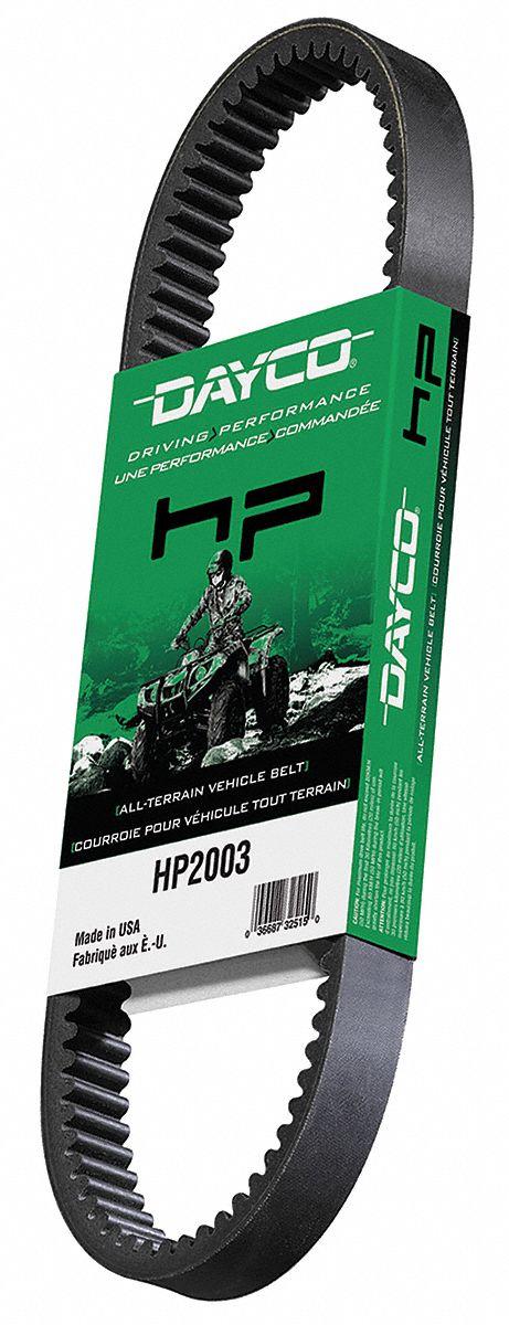 Dayco HP Snow//ATV Belt HP2031