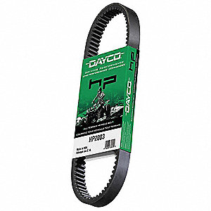 Snow/ATV V-Belt,Industry Number HP2006