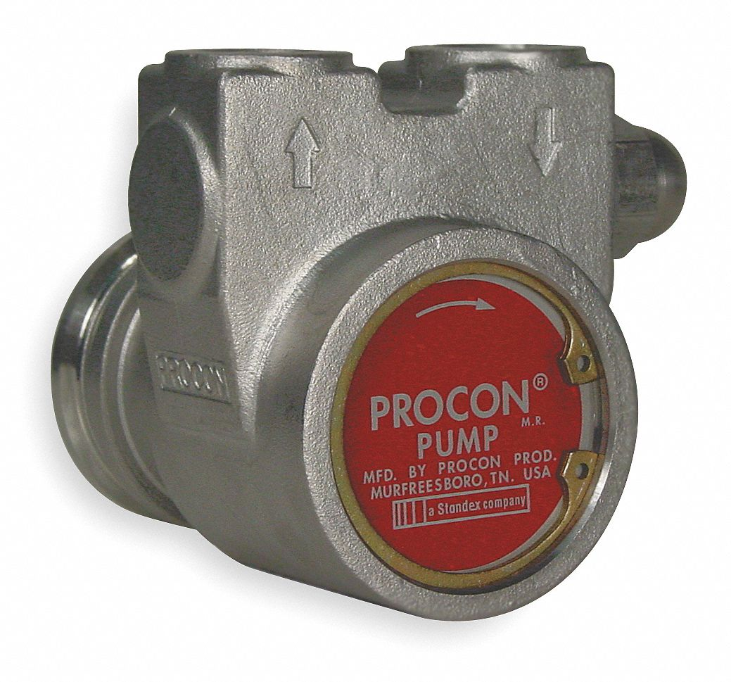Rotary Vane Pump Heads