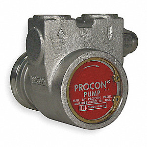 "3/8"" Stainless Steel Rotary Vane Pump, 48 Max. Flow (GPH)"