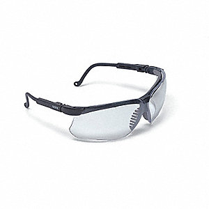 Genesis® Scratch-Resistant Safety Glasses, Clear Lens Color