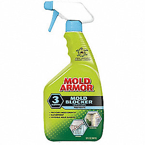 Mold Blocker, 32 oz. Trigger Spray, 1 EA