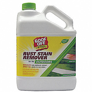 Rust Remover,  1 gal. Cleaner Container Size,  Jug Cleaner Container Type,  Unscented Fragrance