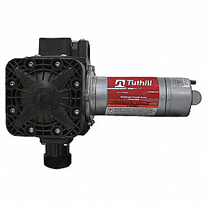 Drum Pump,12VDC,1/4 HP,60 Hz
