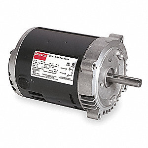 Belt Drive Mtr,SplitPh,ODP,1/8HP,850rpm