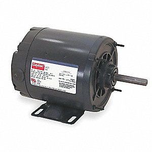 1/3 HP 50 Hz Motor,Split-Phase,1425 Nameplate RPM,110/220 Voltage,Frame 48