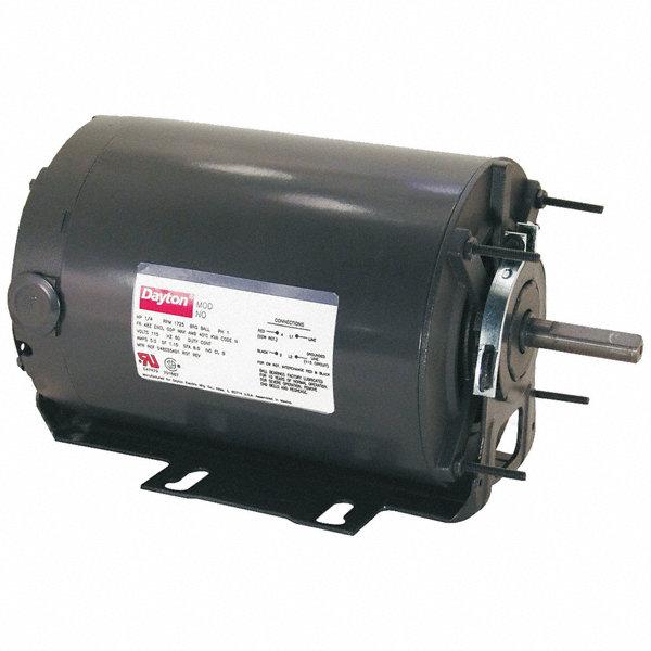 Dayton 1 6 1 15 hp general purpose motor split phase 1725 for 15 hp single phase motor