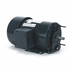 1/4, 1/12 HP General Purpose Motor,Split-Phase,1725/1140 Nameplate RPM,Voltage 115,Frame 48Z