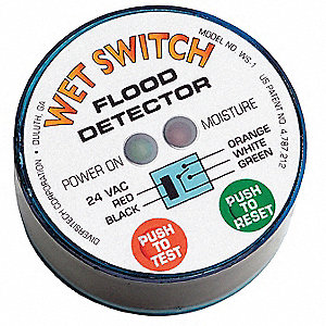 Condensation Flood Detector Switch