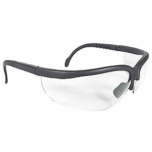 Journey™ Scratch-Resistant Safety Glasses, Clear Lens Color