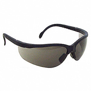 Journey™ Scratch-Resistant Safety Glasses, Smoke Lens Color