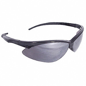 RAD-APOCALYPSE™ Scratch-Resistant Safety Glasses, Silver Mirror Lens Color