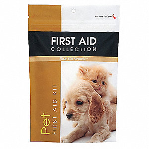 First Aid Kit, Kit, Plastic Case Material, Animal Care