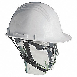 4-Point Polyethylene Chin Strap for All North Hard Hats