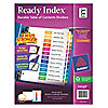 Index Tabs