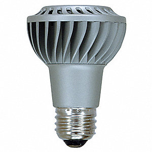 LED Spotlight,PAR20,3000K,Warm
