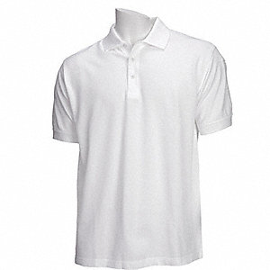 Professional Polo,White,XL