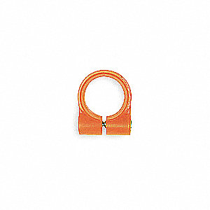 Element Clamp w/Screws,1/4 In,PK20