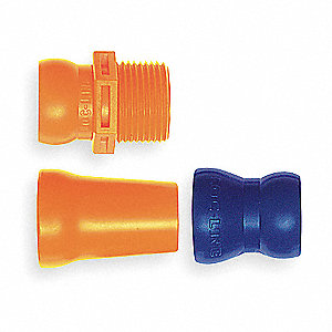 Flex Hose Kit,3/4 In Dia