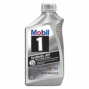 Mobil 1 Synthetic ATF, 1 qt.