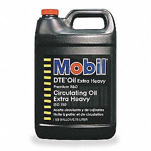 Mobil Mineral Circulating Oil 1 Gal Jug Iso Viscosity