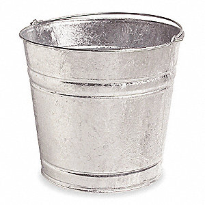 WATER PAIL GALV