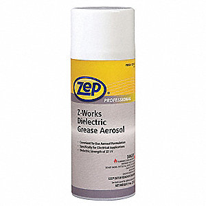 Clear Di-Electric Grease, 9 oz., Package Quantity 12