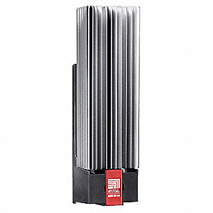 Radiant Enclosure Heater,6 in. H