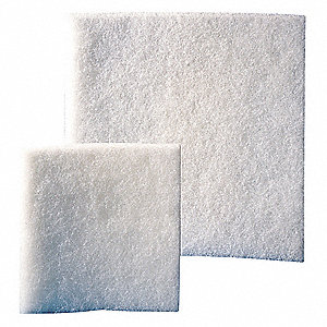 Chopped Polyester Replacement Filter Mat, 5 PK