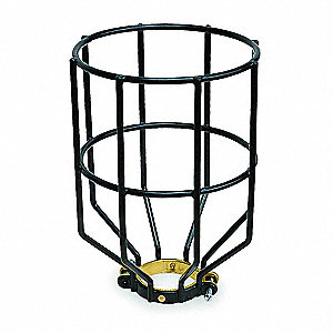 Steel Wire Guard, Black